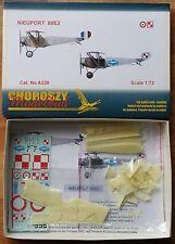 A220-NIEUPORT 80E2-Choroszy modelbud - 1/72