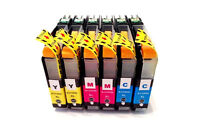 6 Color LC203XL Fit Ink Cartridge For Brother LC203 MFC-J460dw -J480dw -J485dw