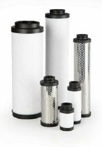 D1200-CCE Replacement Filter Element for Deltech D-3000-CC, 1 Micron Particulate