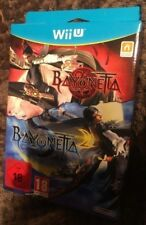 BRAND NEW UNOPENED BAYONETTA 1 AND 2 SPECIAL EDITION NINTENDO WII U GAMES UK PAL