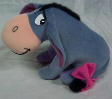 "Fisher-Price Winnie the Pooh CUTE EEYORE 9"" Plush STUFFED ANIMAL Toy"