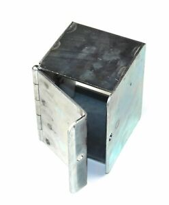 Roller Shutter External Key Switch Protection Box With Open Back