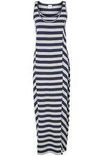 Jersey Sleeveless Maxi Maternity Dresses
