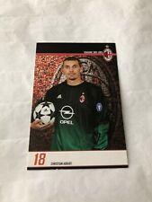 Spelerskaart Topspieler AC MIlan Christian Abbiati