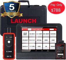 LAUNCH X431 V+ V PROS Car OBD2 Scanner Bidirectional Diagnostic Tool Key Coding