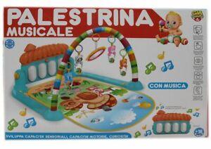 Palestrina Musicale Con Musica Tappeto Gioco Per Bambini Neonati da 0+ Mesi sar