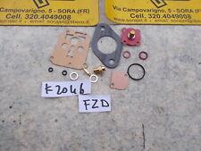 Eurocarb Kit guarnizioni revisione carburatore Alfa Romeo Sud Codice 1040