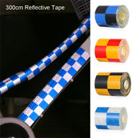 Fluorescent  Decoration  Reflective Strip Safety Tape Bicycle Sticker Vinyl