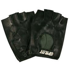 Autofahrer Handschuhe Auto Fahrerhandschuhe Retro Vintage Lammleder Leder Black