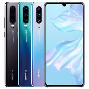 Huawei P30 128GB 6GB RAM ELE-L29 Dual SIM GSM Unlocked International Version