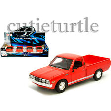 Maisto 1973 Datsun 620 Pick Up Truck 1:24 Display Model Toy Car Red 34522