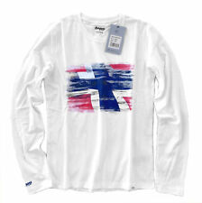 Bergans of Norway Women Norway Shirt Organic Cotton Long Sleeve White S