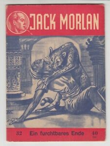 Jack Morlan 2. Serie Heft 32