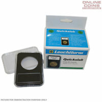 Lighthouse QUICKSLAB 21mm Coin Display Slabs - 5 Pack