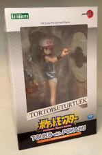 ARTFX J Pokemon series Touko with Pokabu Hilda with Tepig  figure