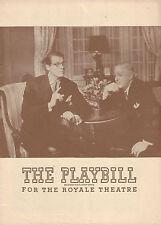 "Skeets Gallagher ""GOOD NIGHT LADIES"" James Ellison / Sunnie O'Dea 1945 Playbill"