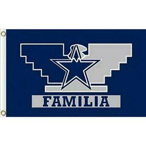Dallas Cowboys  Familia Flag 3x5 ft Banner We Dem Boyz Man Cave New