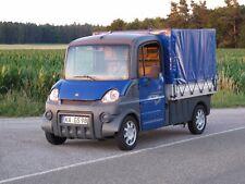 AIXAM MEGA Multitruck 600 Kleinlieferwagen