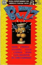 Buzz # 2 (new wave sampler, Charles Burns, 44 pages) (USA, 1991)