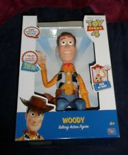 🚀Toy Story 4 Talking Action Figure - Woody🚀 BNIB