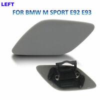 1pc per sinistro BMW M Sport E92 E93 Paraurti Anteriore Faro Copri Foro Lavafari