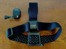 Genuine GoPro Headstrap + Baseball Cap Clip (Quick Clip) - Free Delivery