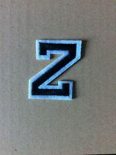 L26 - ECUSSON PATCHES AUFNAHER TOPPA - THERMOCOLLANT - 5 CM DE HAUT - LETTRE Z