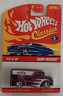 Hot Wheels Classics Dairy Delivery 1940s Milk Truck Spectra Flame Red Line Tires