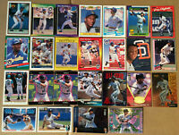 GARY SHEFFIELD LOT of 39 RC INSERT PARALLEL base cards NM+ 1989 Premier Rookies