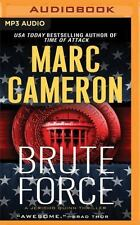 Jericho Quinn: Brute Force 6 by Marc Cameron (2016, MP3 CD, Unabridged)