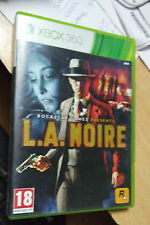 L A NOIRE   xbox 360 PAL USED IN WORKING CONDITION