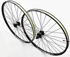 "STANS CREST MK3 650b 27.5"" MOUNTAIN BIKE WHEELSET SRAM X0 15mm 12x148mm 1383g"