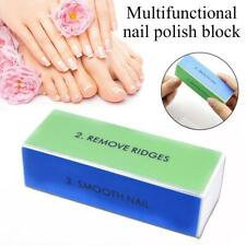 Nail Buffer Polishing Block File Sanding Manicure Pedicure Polish & Shine