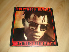 "HOLLYWOOD BEYOND - WHAT'S THE COLOUR OF MONEY? (WEA 7"" )"