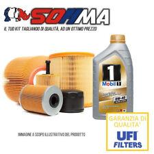 Kit filtri TAGLIANDO SOFIMA SMART 450 0.6 + 3lt olio motore Mobil 0W40 KF0018/so