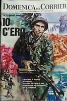 DOMENICA DEL CORRIERE N.15  15 APRILE 1969