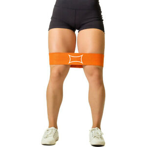 Sling Shot Grippy Hip Circle Resistance Band by Mark Bell, Elastic glute warm-up