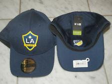 LA Galaxy Los Angeles New Era 9FORTY MLS Adjustable Fitted Hat Cap Soccer L/XL
