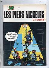 Les Pieds Nickelés 87. Et l'énergie. PELLOS. SPE 1975. EO.