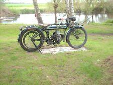 douglas 1921 2 3/4hp motorcycle