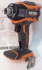 New Ridgid GEN5X 18 Volt Hyper Lithium 3 Speed Impact Driver Model # R86035