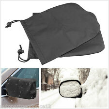 Car Side Mirror Snow Covers Protect Auto Rear View Mirrors from Snow Ice & Frost