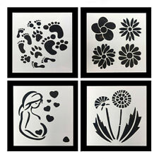 Fashion Stencil Airbrush Painting Art DIY Home Decor Scrapbooking Album Craft