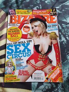 Bizarre Magazine June 2010 Issue 163 Emily Johnston Masuimi Max Meatloaf