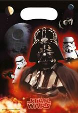 Star Wars Darth Vader, Stormtroopers 6 x Party bags (Loot bags) - 843963