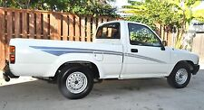 TOYOTA  BLUE STRIPES  NOS FACTORY OEM 1990 NOS 4X4  Pickup decal TRUCK