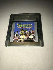 Shrek: Fairy Tale Freak Down (Nintendo Game Boy Color, 2001) - Cartridge Only