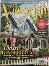 Victorian Homes Spring 2017 Classic Gingerbread Restoration FREE SHIPPING sb