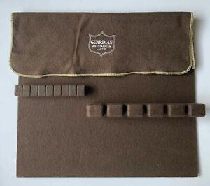 "Guardian Anti-Tarnish Silverware Drawer Insert 12 1/8"" x 13 1/2"" Perfect CLEAN"