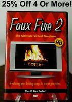 Faux Fire 2 (DVD, 2007)